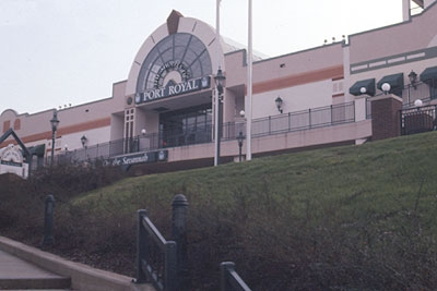 THE PORT ROYAL BUILDING
