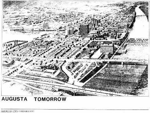 DOWNTOWN MASTER PLAN – AUGUSTA TOMORROW