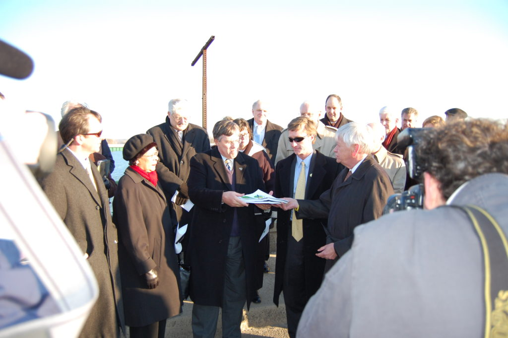 2009 MASTER PLAN UNVEILED – CROSS STATE COOPERATION