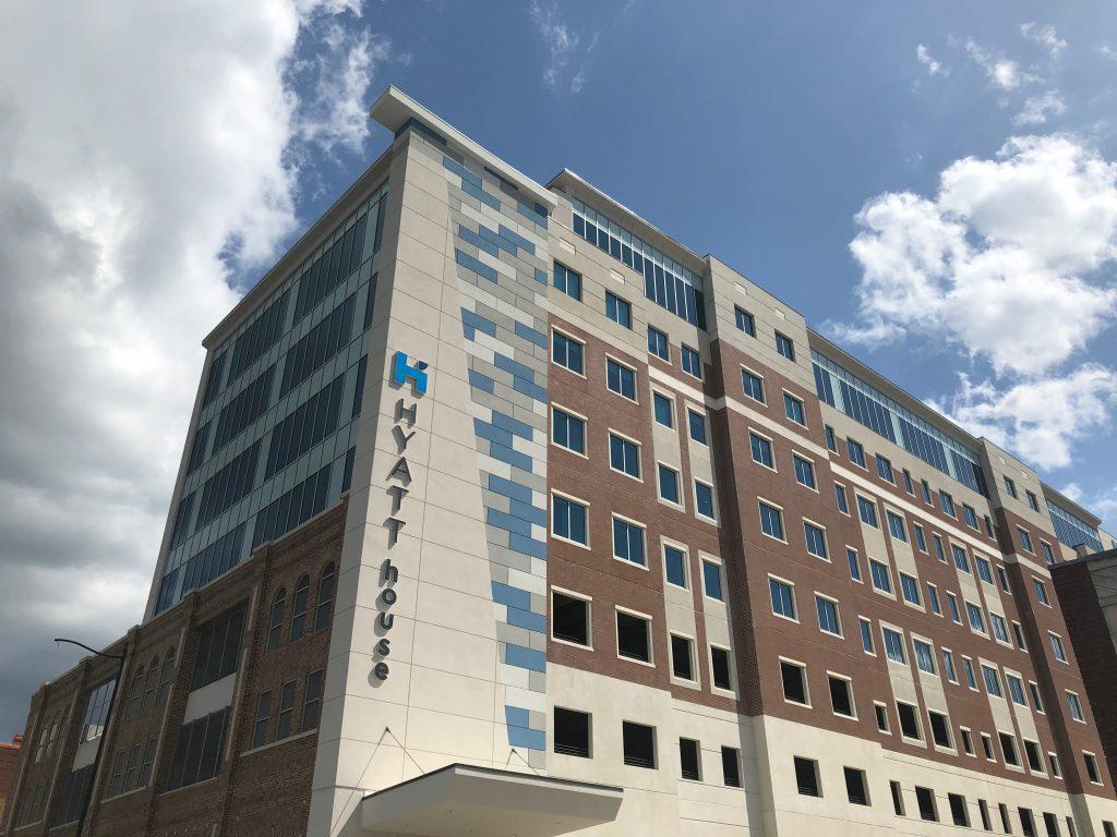 12 Apr 2019 Hyatt House Opens In Downtown Augusta